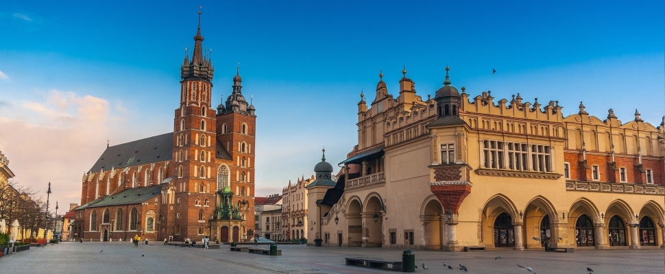 TOUR WITH US THE BEAUTIFUL COUNTRY OF POLAND